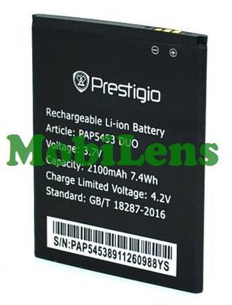 Prestigio 5453, MultiPhone 5453 Аккумулятор, фото 2