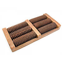 Массажер деревянный для ног