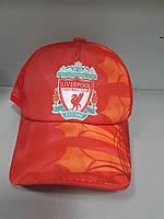 Бейсболка тканевая детская Liverpool