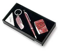 Подарочный набор (Ручка с брелоком и зажигалкой)(MT3137)