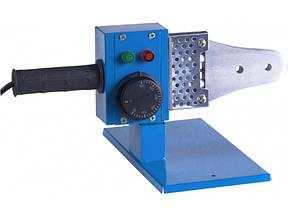 Сварочный аппарат для ПВХ труб, Паяльник для пласт труб BauMaster TW-7220S, 2 кВт, 0-300° кейс (20,25,32)