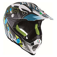 МОТОШЛЕМ AGV AX 8 NOFOOT, L