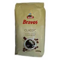 Кофе в зернах Bravos Classic 1000 гр