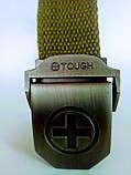 Тактический пояс «Tough Plus» светло-серый 110-130 см, фото 7