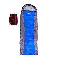 Спальный мешок одеяло с капюшоном Green camp  450р/М2, фото 1