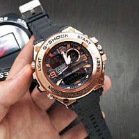 Мужские спортивные часы, чоловічий спортивний годинник Casio G-Shock GLG-1000, касио джи шок