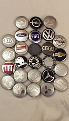 Колпачки для литых дисков с эмблемой