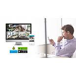 """Комплект WiFi видеонаблюдения Anran 2сh + 12"""" LCD (AR-W360), фото 3"""