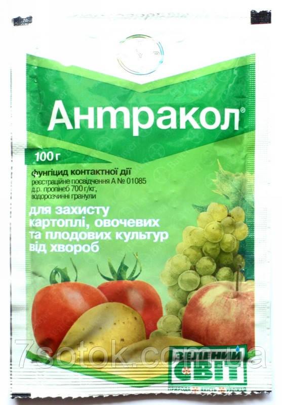 препарат антракол