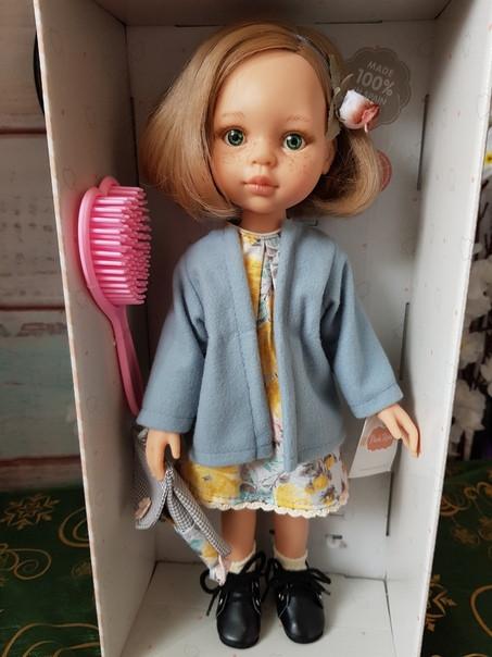 Кукла Карла 32 см Paola Reina 04416