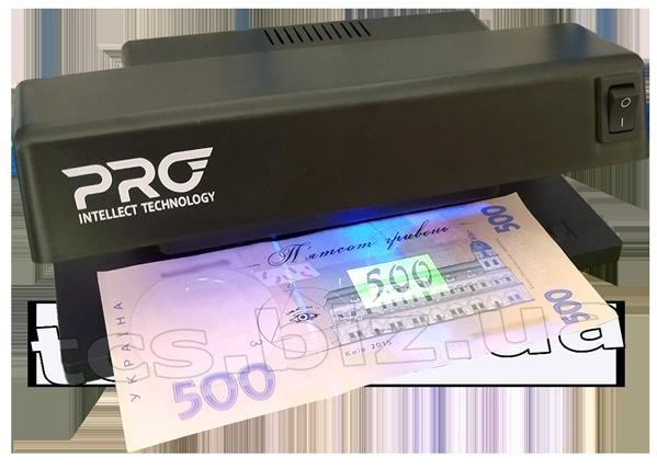 PRO 7 Ультрафіолетовий детектор валют