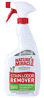 Устранитель пятен и запахов Nature's Miracle Stain&Odor Remover