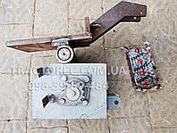 Переходной редуктор в сборе к мототрактору, мотоблоку для привода почвофрезы или навесного борудования