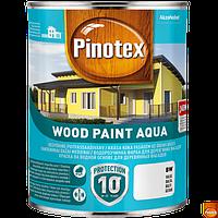 Pinotex Wood Paint Aqua - Краска на водной основе для деревянных фасадов 1л