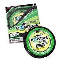 Шнур Power Line Pro, плетеный шнур рыболовный, плетенка power pro, леска плетеная power pro
