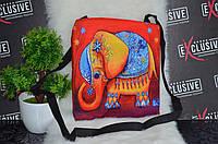 Летняя сумочка Слон., фото 1