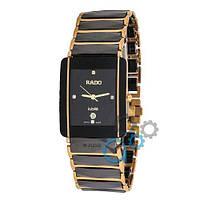 Наручные часы (в стиле) Rado Integral золотой-черный