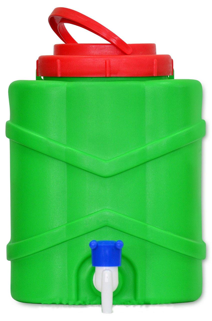 Пластиковый рукомойник умывальник ДМ для дачи 15 литров