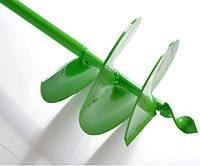 Бур ДМ ручной садовый шнековый 200 мм, фото 1