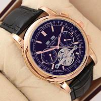 Наручные часы (в стиле) Patek Philippe Geneve Tourbillon золотой/черный