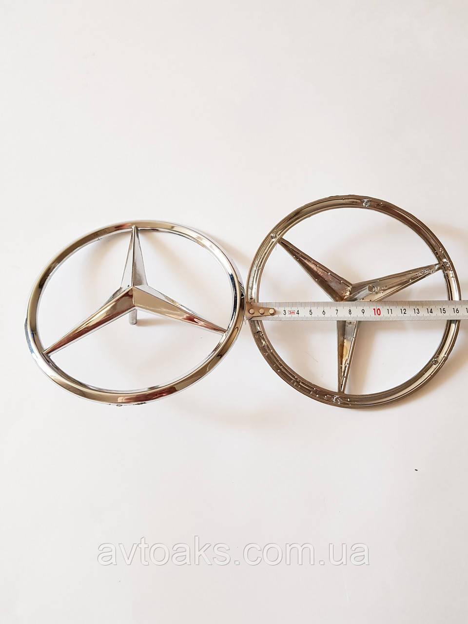 Эмблема Mercedes Vito 165 мм, передняя