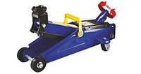 Домкрат Vitol гидравлический подкатной 2 т. (короб.) Макс. подъем 350 мм. поворотная ручка ДП-20105