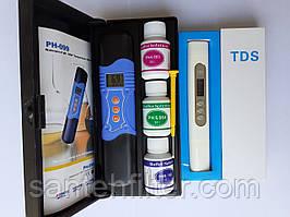 Анализаторы - измерители ОВП /РН /Темп метр (со сменным электродом) и ТДС метр