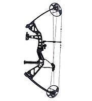 Блочный лук Хищник (20lbs-70lbs), для спортивной стрельбы и охоты на дичь