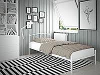 Кровать односпальная металлическая Виола (Мини) Tenero. Ліжко односпальне металеве