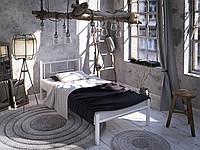 Кровать односпальная металлическая Амис мини Tenero. Ліжко односпальне металеве