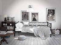 Металлический диван-кровать Loft Амарант Tenero. Металевий диван-ліжко