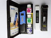 Анализаторы - измерители ОВП /РН /Темп метр (со сменным электродом) и ТДС метр с подсветкой