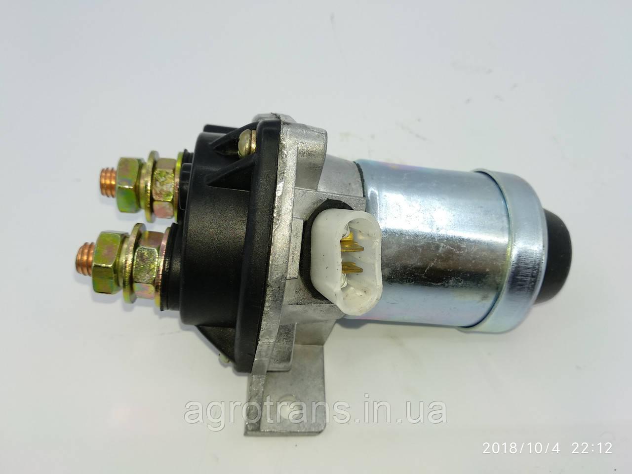 Выключатель массы кнопочный КАМАЗ, МАЗ 5320-3737010-10 (медная катушка)