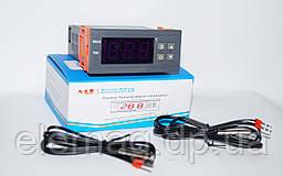 Терморегулятор программируемый -50°C до 110°C MH1210W +дополнительный датчик