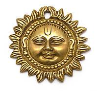 Солнце бронза (d- 9,5 см)