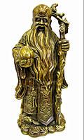 Статуэтка Шоусин бронзовый талисман здоровья и долголетия (80 см)