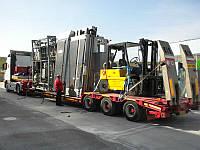 Автоперевозки негабаритных грузов в Украине