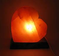 Соляная лампа Сердце. Подарок на День Святого Валентина.