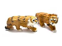 Тигр искуственный мех (25,5х12х7 см)