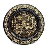 """Тарелка бронзовая настенная (20 см)(Wall Plate BD 8"""")"""