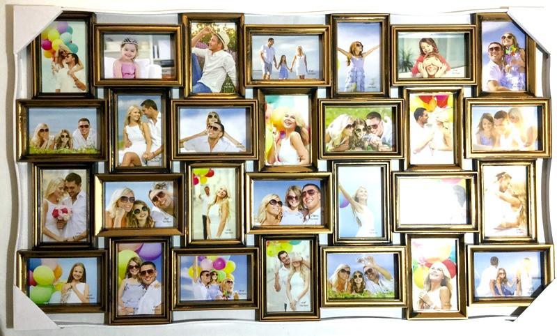 Фоторамка Коллаж на 28 фото(А004)