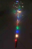 Светодиодный шар Bobo на палочке 70 см с рукояткой