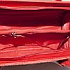 Сумка женская из эко-кожи VALEX EL807TL-41M красная, фото 4