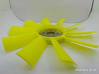 Крыльчатка вентилятора ЯМЗ-236, ЯМЗ-238 238-1308012 (пластик, d=540 мм, 10 лопастей)
