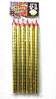 Свечи Холодный фонтан 25 см, 6 шт. в уп.