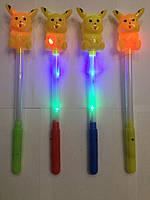 16BS09016-2 Светящаяся палочка Покемон, 34 см