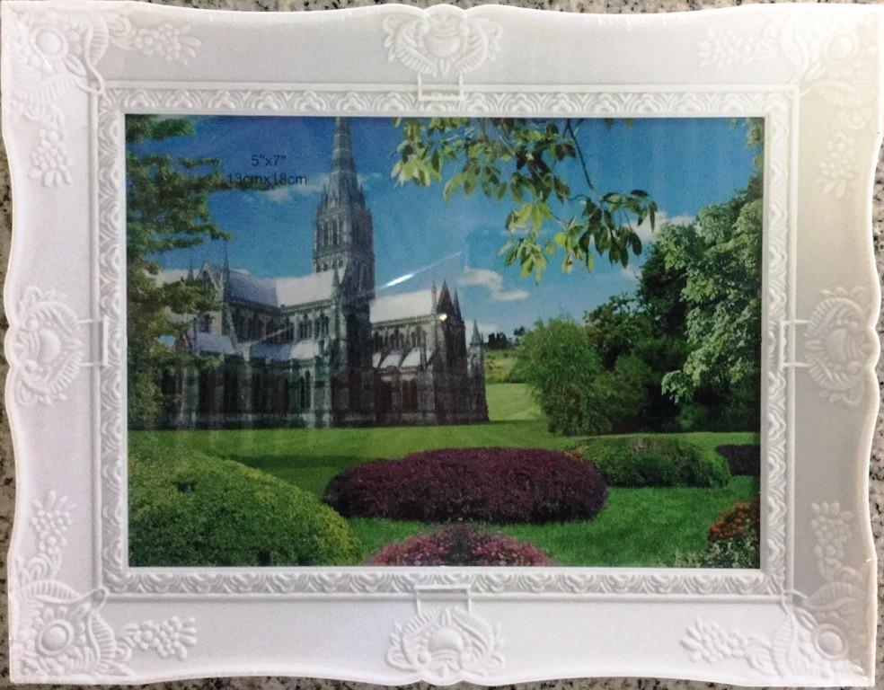Коллаж Рамка на 1 фото 13х18 литая (BK-020)