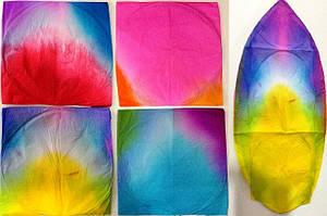 Небесный фонарик желаний 96 см., минёные цвета