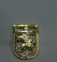 Кокарда пограничной службы (металлическая)