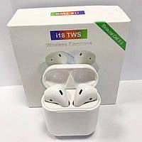 Беспроводные сенсорные наушники i18-TWS